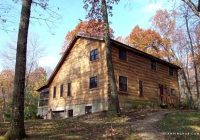 spacious cabin rental for groups with wood burning firplace near columbus ohio Cabins Near Columbus Ohio