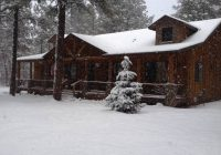 spaciousrelaxing forested retreat white mountain cabin Pinetop Lakeside Cabins