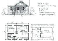 splendid small one bedroom cabin plans 3 cottage two floor Small 3 Bedroom Cabin
