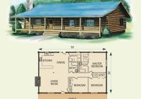 springfield log home and log cabin floor plan cabin log home Log Cabin House Architectural Design And Floorplans