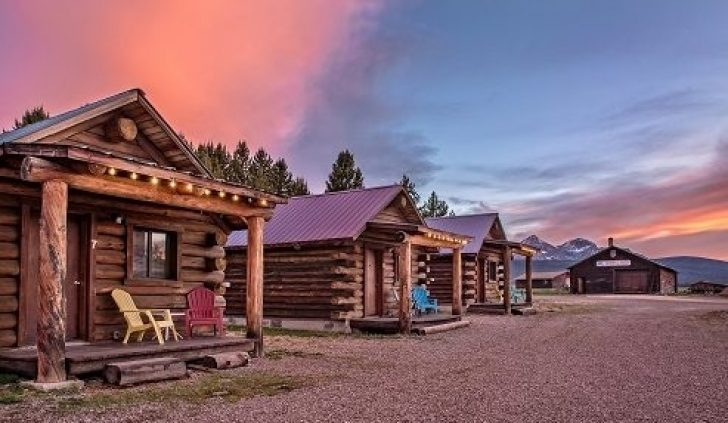 Permalink to Cozy Triangle C Ranch Log Cabins Gallery