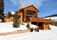 stately cabin along lake dillon and near ski resorts in keystone colorado Lake Keystone Cabins
