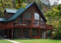 stay at papa bears shenandoah river cabin rental in luray Cabins With Hot Tubs In Va