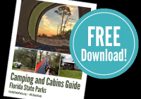 stay the night florida state parks Florida State Parks Cabins