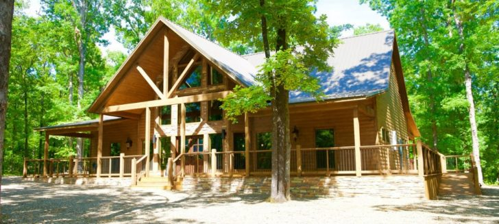 Permalink to Perfect Steel Creek Cabins