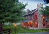 stonemill log timber homes national log home builder Cabins Near Knoxville Tn