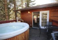 streamside on fall river 21 estes park cabins in a Estes Park Cabins With Hot Tubs