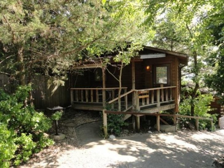 Permalink to Cozy White River Cabins Gallery