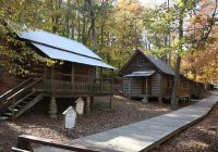 tannehill crafters open house presented tannehill Tannehill State Park Cabins