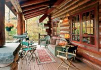the adirondack style log cabin with rustic refinement Log Cabin Style