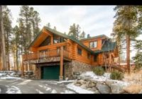 the bear cabin in breckenridge co 970 387 8017 log cabin vacation rental Cabins In Breckenridge Co