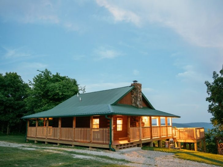 Permalink to Elegant Buffalo River Cabin Gallery