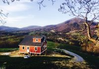the cabin at sheep creek private cabinfarmhouse with gorgeous views bedford Peaks Of Otter Cabins