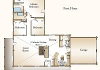 the cheyenne is a beautiful one story log home floor plan Log Cabin Story Floor Plans