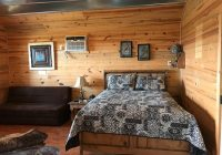 the hideaway queen pillow top and love seat futon bed Walnut Canyon Cabins