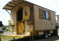 the little rustic cabin on wheels tiny house blog Tiny Cabin On Wheels