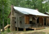 the rustic hunting cabin in our sights Plans Hunting Cabin