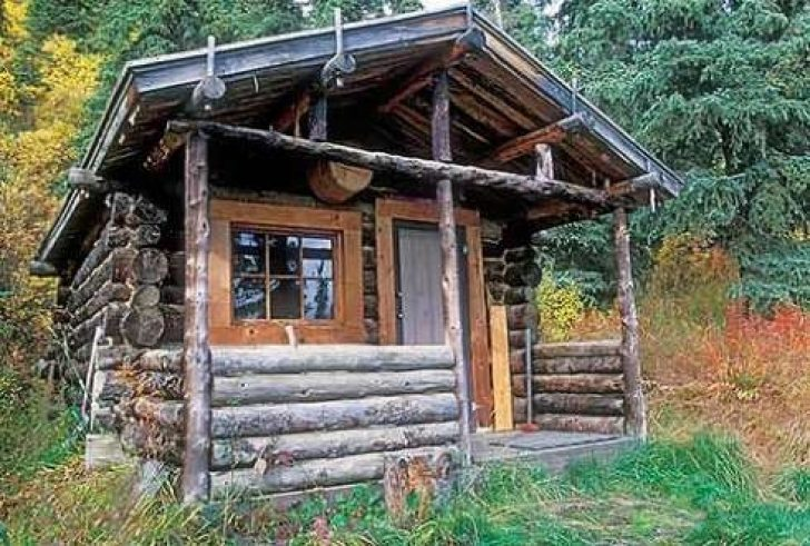 Permalink to Cozy Rustic Hunting Cabin Gallery