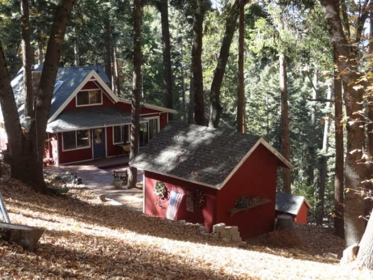 Permalink to Perfect Palomar Mountain Cabins Ideas