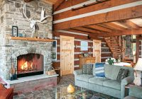 the style between the logs chinking Traditional Log Cabin Chinking