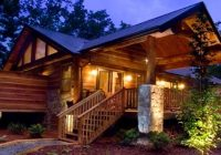 the treehouses watershed cabins are a collection of luxury Watershed Cabins Nc