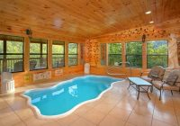 the waterlog video walk through Cabins With Indoor Pool