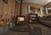 the wood stove of cape horn cabin this little wood stove p Cabin Wood Stove
