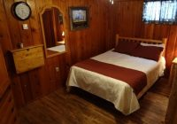 these historic units were originally built as workers Historic Tamarack Lodge & Cabins