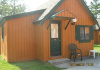 this is a one room chalet picture of cabins of mackinaw Cabins Of Mackinac