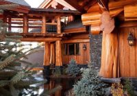 timber kings log mansion in big white yours for 68 Log Cabin Kings