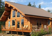 tiny home builder and log home builder for oregon and Cabin Kits Washington