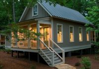 tiny houses design ideas pictures remodel and decor tiny Small Camp Plans