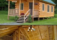 tiny log cabin kits easy diy project country small log Small Pre Built Cabins