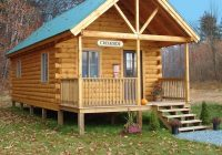 tiny log cabin kits easy diy project craft mart Inexpensive Cabin Kits