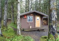 top ten cabins on the tongass national forest national Forest Service Cabins Juneau