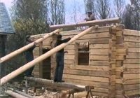 traditional finnish log house building process Finnish Log Homes