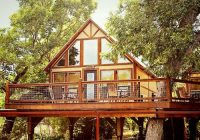treehouse cabins and teepees near new braunfels austin New Braunfels Cabin