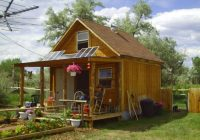 Trend little solar cabin in the woods it is 14×14 with a full 14×14 Cabin With Loft Inspirations