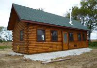 trophy amish cabins llc home Pre Built Log Cabins Wisconsin