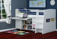 tt white mid sleeper cabin beds new house alterations in Kids Cabin Beds With Storage