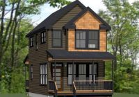 two story tiny house plan tiny house cabins tiny house Amazing Small House Cabin Plans Designs
