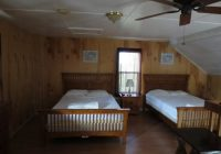 upstairs bedroom cabin1 picture of st joseph peninsula St Joseph Peninsula State Park Cabins