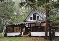 vacation cabin plans small home with huge screened porch Vacation Cabin Plans