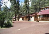 vacation home greer point trails end cabins az booking Trails End Cabins