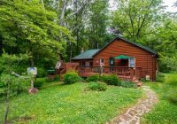 vacation rentals brown county log cabins Brown County Cabins With Hot Tub
