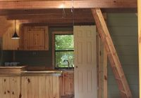 vlads tiny house a 12 x 24 ft building with a loft 12×24 Lofted Cabin