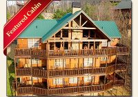 volunteer cabin rentals smoky mountain rental cabins near Log Cabin Rentals In Pigeon Forge Tn