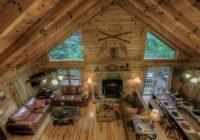 walch creekside log cabin retreat in the smoky mountatins maggie valley nc cherokee Log Cabins For Rent In Nc
