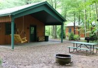 wapiti woods prices campground reviews benezette pa Benezette Pa Cabins