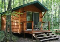 washington island campground located in beautiful door Campgrounds In Wisconsin With Cabins